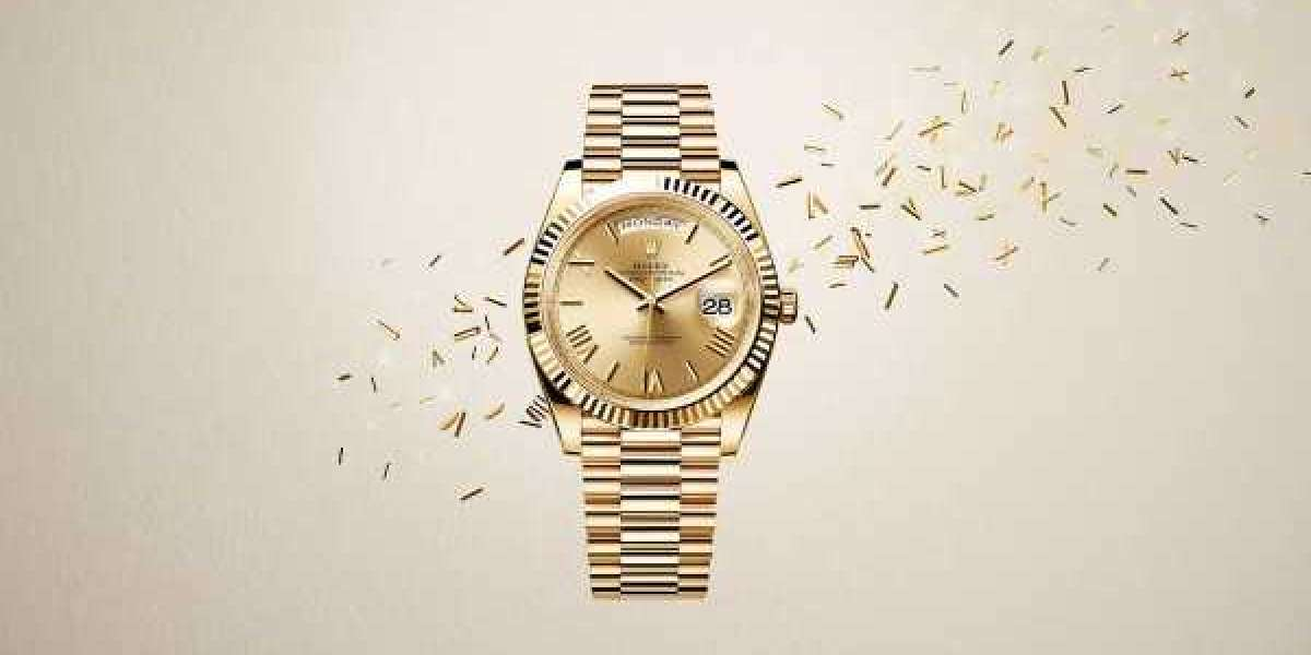 2 Benefits of Buying and Wearing Gold Watches