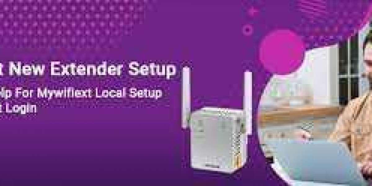 Mywifiext - Netgear Wifi Extender Setup - Mywifiext.net
