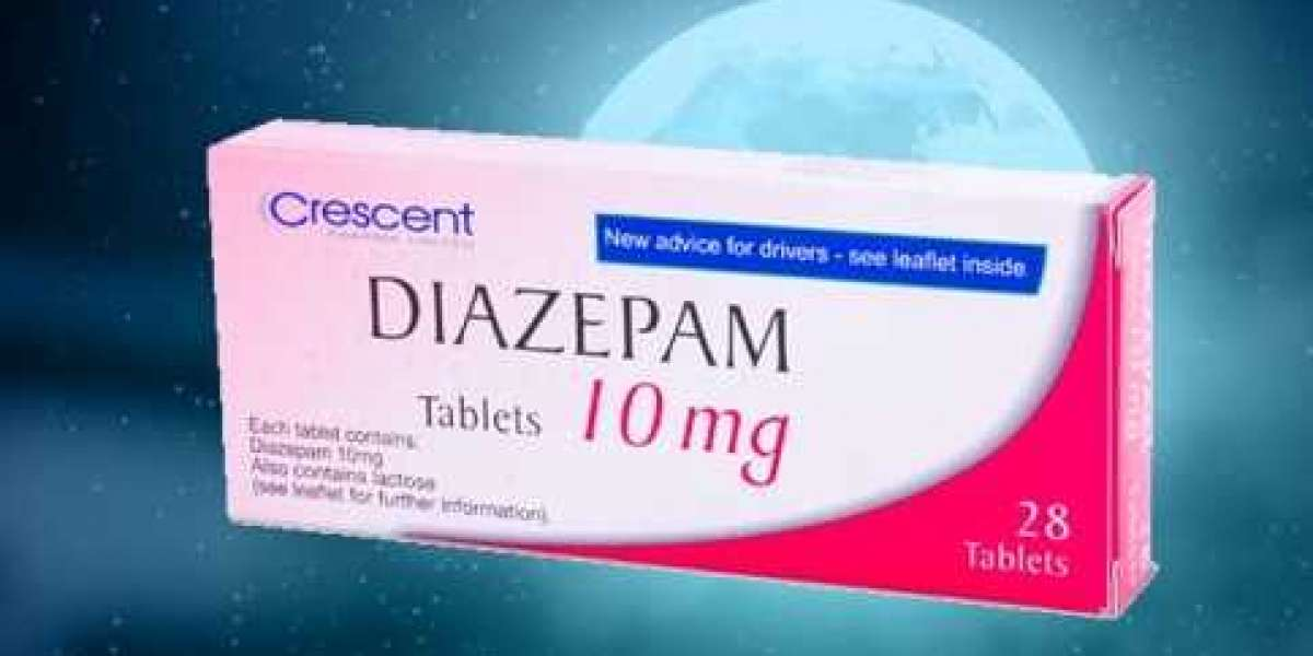 Buy Diazepam for sale to defeat anxiety disorder and insomnia