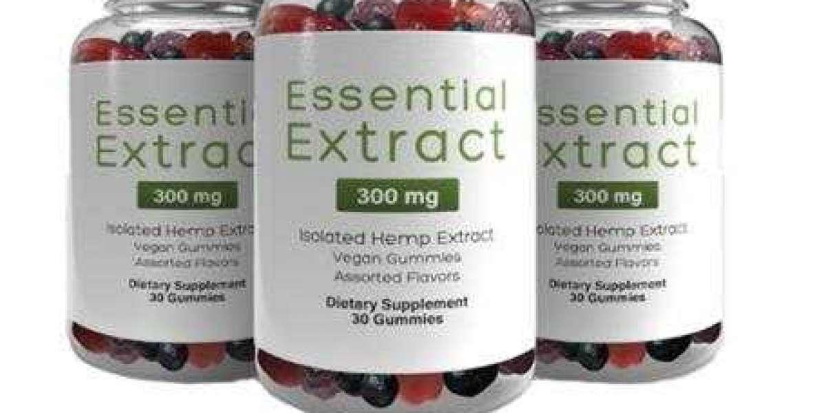 Essential CBD Gummies Australia - Legit or Scam, Side Effects, Price or Benefits