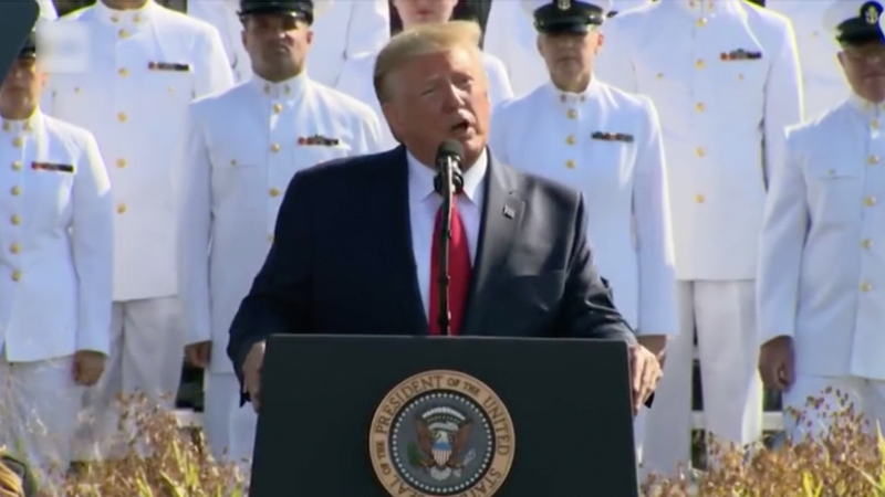 """""""You Will Never Be Forgotten"""": Trump Drops Powerful Memorial Video on Eve of 9/11"""