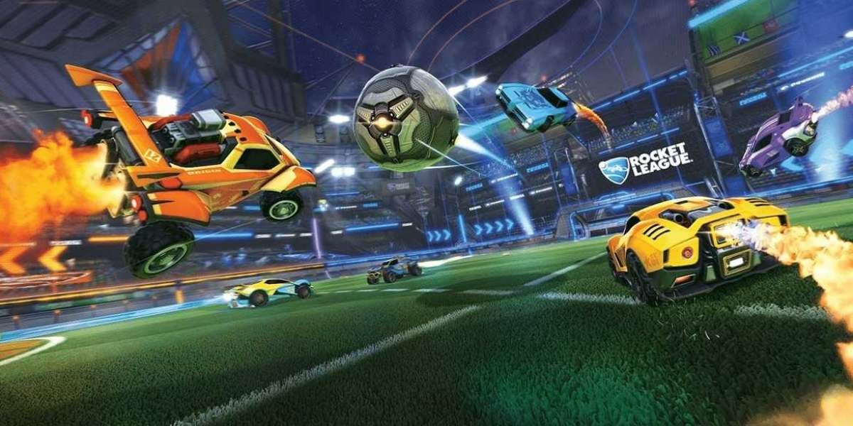 Rocket League turned into released on the Epic Game Store