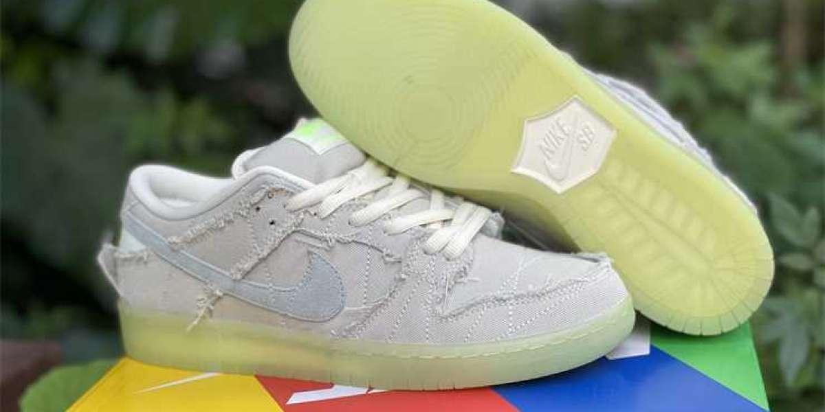 "Top Quality Nike SB Dunk Low ""Mummy"" Hot Sale DM0774-111"