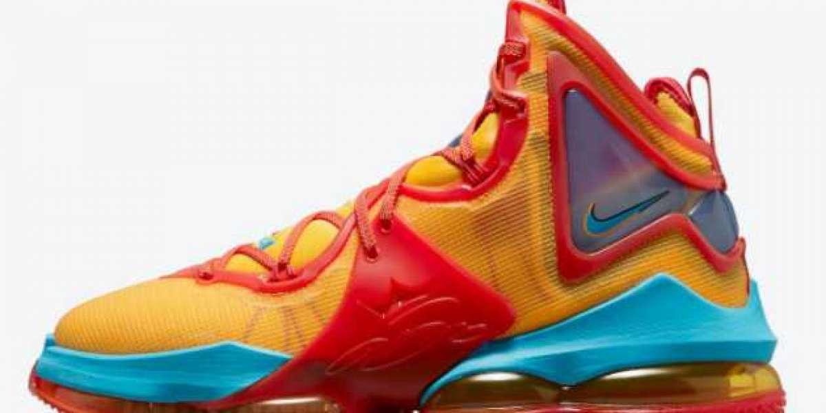 "Nike LeBron 19 ""Tune Squad"" DC9338-800"